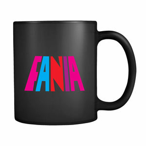Fania Records 1964 1980 11oz Mug