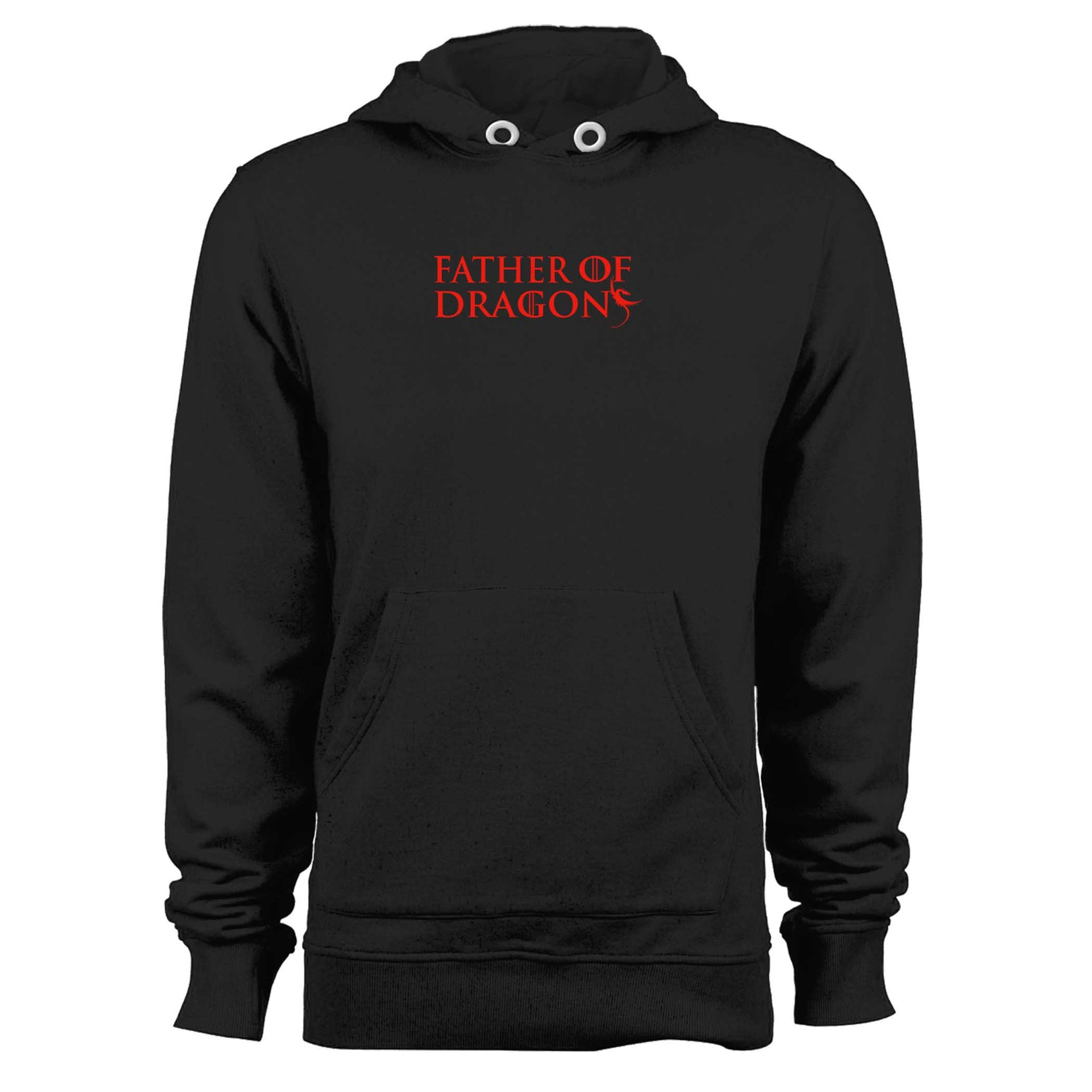 Father Of Dragons Quotes Unisex Hoodie