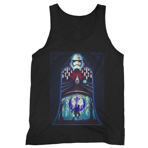 Finns Journey Star Wars Man's Tank Top