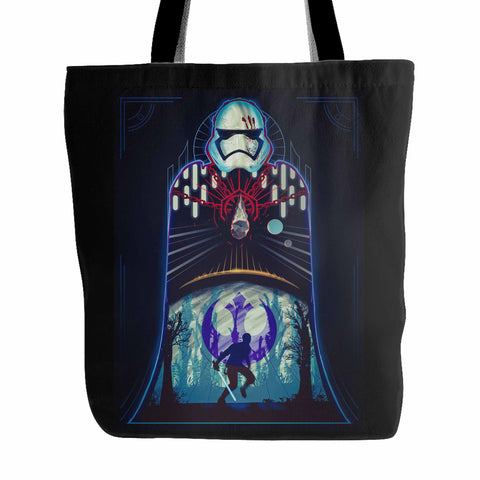 Finns Journey Star Wars Tote Bag