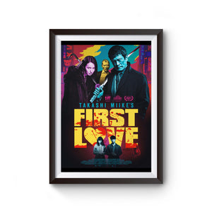 First Love Movie Poster