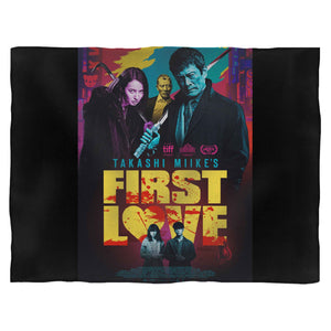 First Love Movie Blanket