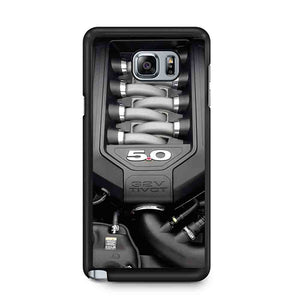 Ford Mustang 32v Engine Samsung Galaxy Note 4 / Note 5 Case