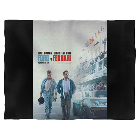 Ford V Ferrari 2019 Movie Blanket