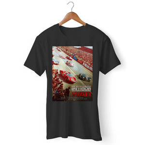 Ford V Ferrari The 24 Hour War Man's T-Shirt