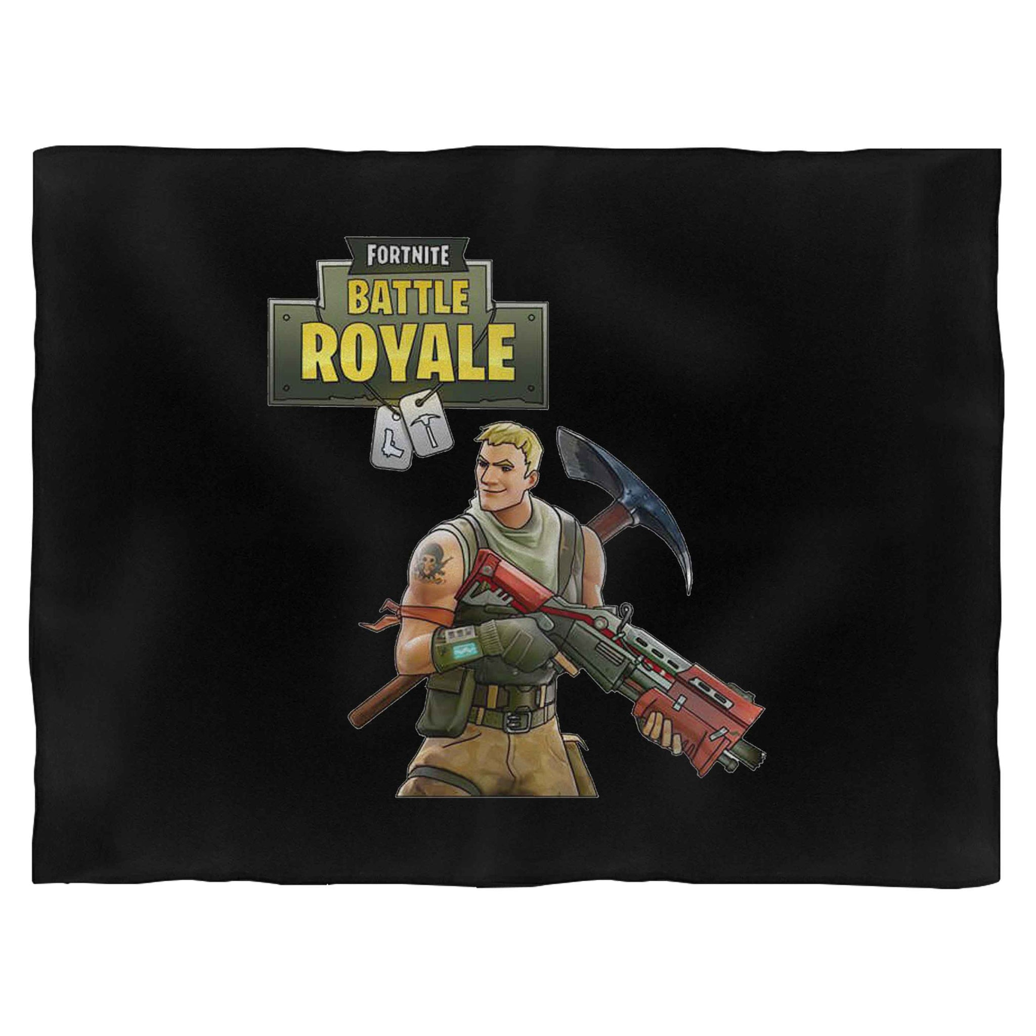 Fortnite Battle Royale Blanket