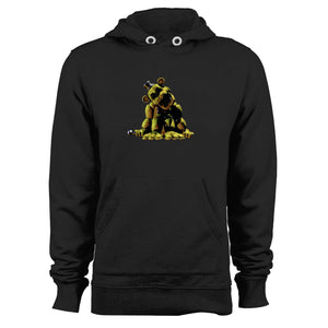 Freddy Golden Scream Unisex Hoodie