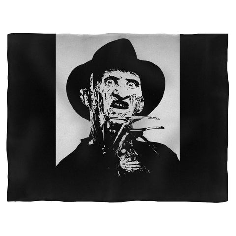 Freddy Krueger A Nightmare On Elm Street Blanket