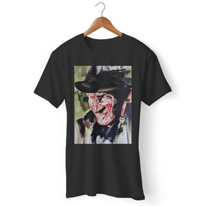 Freddy Krueger Horror Movie Man's T-Shirt
