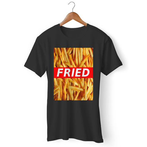 French Fries Fritten Pommes Fried Man's T-Shirt