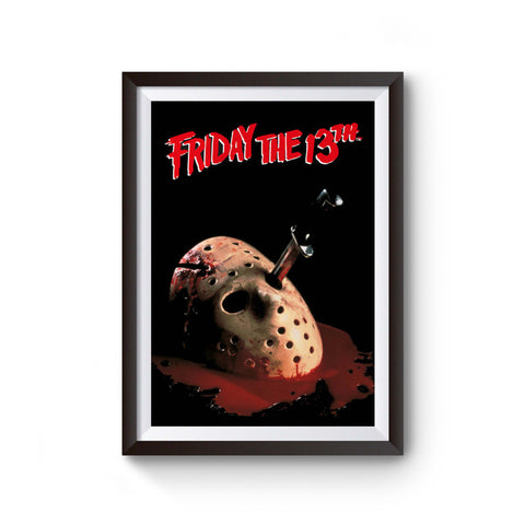 Friday The 13th Final Chapter Poster
