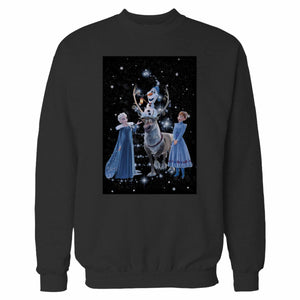 Frozen 2 Disney Merry Christmas Sweatshirt