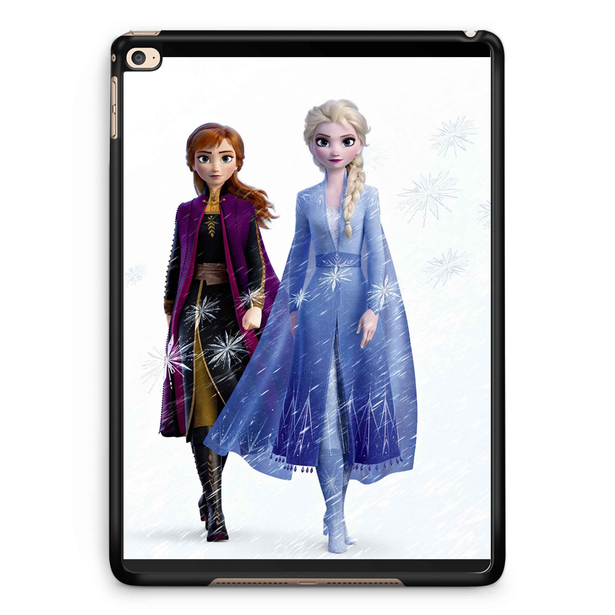 Frozen 2 Elsa And Anna Cover iPad 2 / 3 / 4 / 5 / 6| iPad Air / Air 2 | iPad Mini 1 / 2 / 3 / 4 | iPad Pro Case