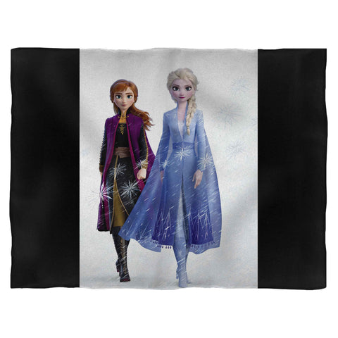 Frozen 2 Elsa And Anna Cover Blanket