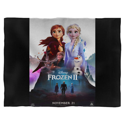 Frozen 2 Movie 2019 Blanket