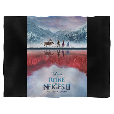 Frozen 2 Movie Blanket