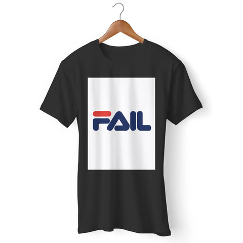 Funny Fila Fail Man's T-Shirt
