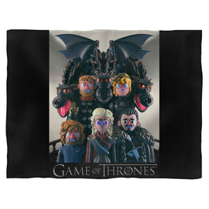 Game Of Thrones Lego Blanket