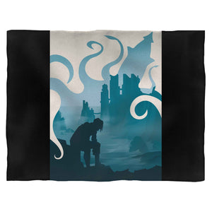 Game Of Thrones Theon Greyjoy Iron Islands Kraken Blanket