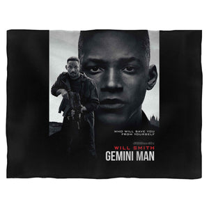 Gemini Man Movie Blanket