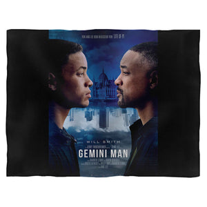 Gemini Man Will Smith Blanket