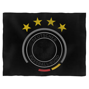 Germany Logo Blanket