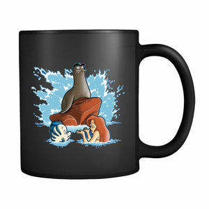 Get Off The Rock Gerald Finding Dory The Little Mermaid 11oz Mug