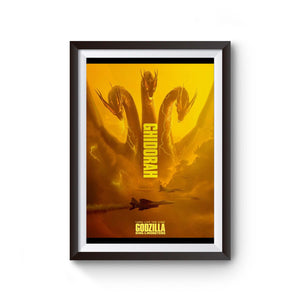 Ghidorah Godzilla King Of Monsters Poster