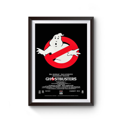 Ghostbusters Classic Movie Poster