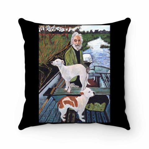 Goodfellas Dog Painting Pillow Case Cover