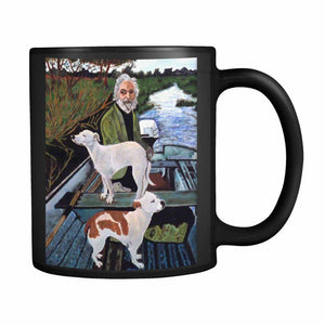 Goodfellas Dog Painting 11oz Mug