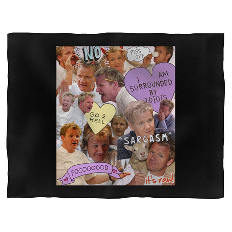 Gordon Ramsey Collection Blanket