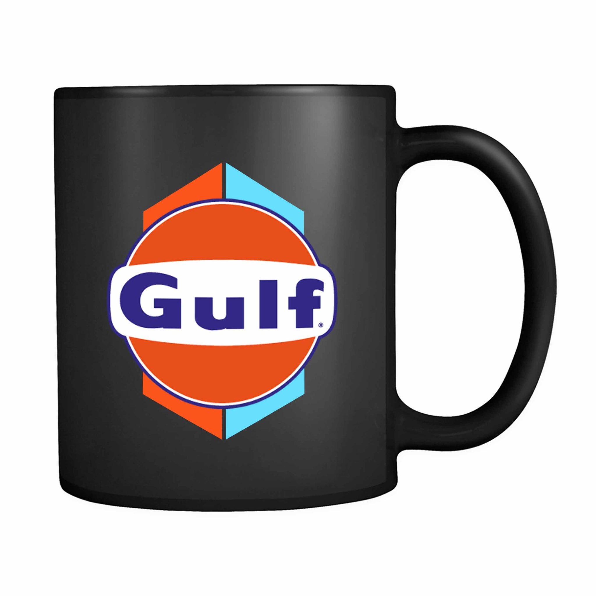 Gulf Racing Logo 11oz Mug