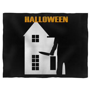Halloween Michael Myers Blanket