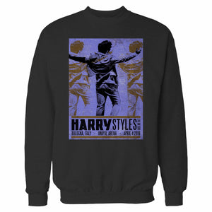 Harry Styles Tour In Bologna, Italy Sweatshirt