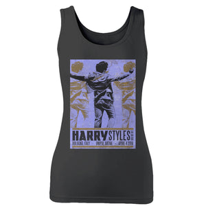 Harry Styles Tour In Bologna, Italy Woman's Tank Top