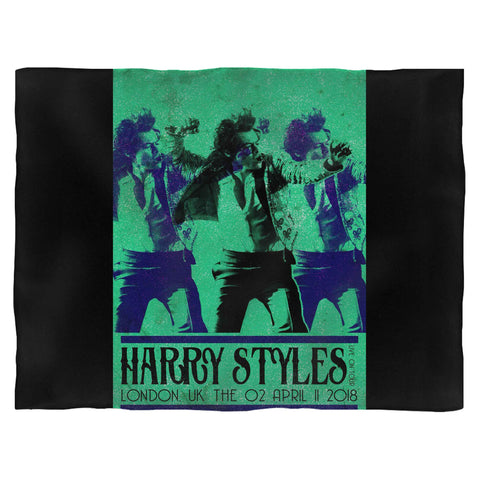 Harry Styles Tour In London Blanket