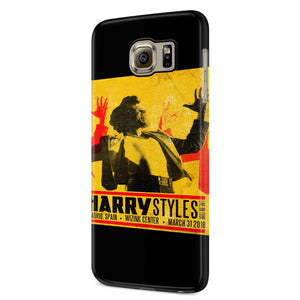 Harry Styles Tour In Madrid, Spain Samsung Galaxy S6 S6 Edge Plus/ S7 S7 Edge / S8 S8 Plus / S9 S9 plus 3D Case