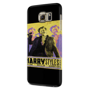 Harry Styles Tour In Paris, France Samsung Galaxy S6 S6 Edge Plus/ S7 S7 Edge / S8 S8 Plus / S9 S9 plus 3D Case
