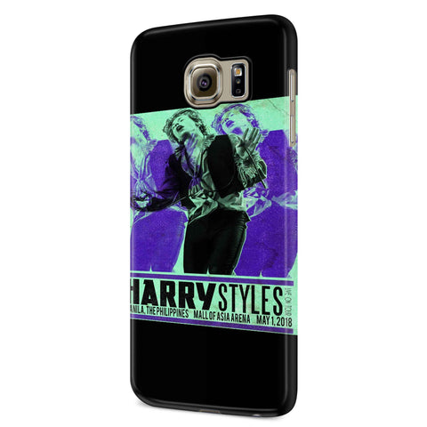Harry Styles Tour In Philippines Samsung Galaxy S6 S6 Edge Plus/ S7 S7 Edge / S8 S8 Plus / S9 S9 plus 3D Case