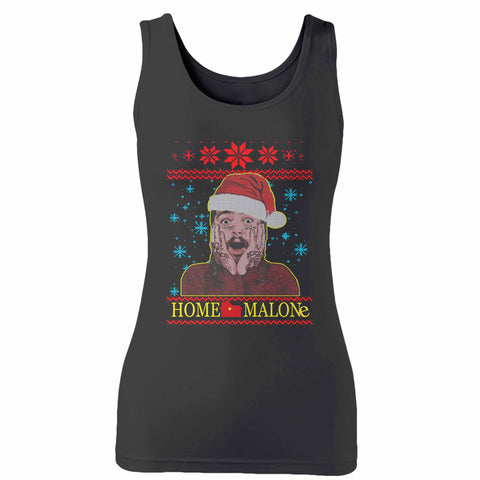 Home Malone Woman's Tank Top