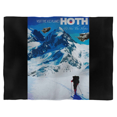 Hoth Star Wars Blanket