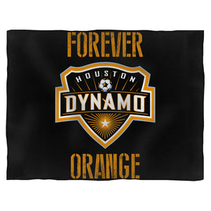Houston Dynamo Forever Blanket