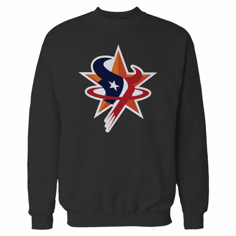 Houston Sports Team Sweatshirt