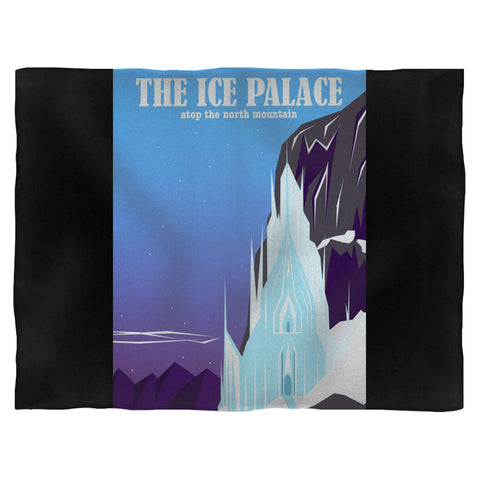 Ice Palace Disney Frozen Blanket