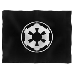 Imperial Logo Star Wars Blanket