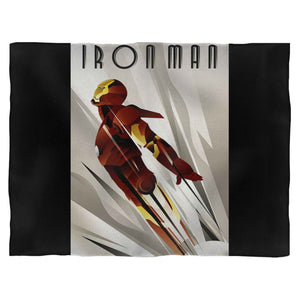 Ironman Blanket