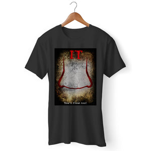 It Movie You Will Float Too! Man's T-Shirt