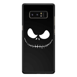 Jack Skellington Face Nightmare Before Christmas Samsung Galaxy Note 7 /Note 8 / Note 9 Case