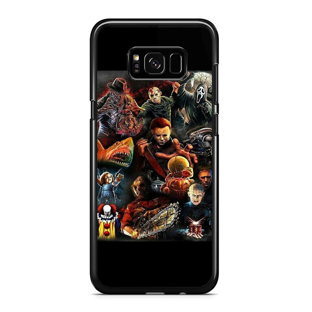 Jason Voorhees Classic Horror Movie Samsung Galaxy S8 / S8 Plus Case